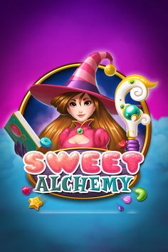 Sweet Alchemy is a video slot powered by Play'n GO software with a 5x5 grid. This slot is inspired with the legacy of the popular Candy Crush Saga, but with a twist. Play'n GO decided to add a little magic to all this and introduce Candy, the alchemist that will help you learn the art of transmutation in order to land big wins. You can spin the reels here for fun or visit Mr Bet Casinos to play for real. Popular Candy, Candy Crush Saga, Play N Go, Online Casino Games, Free Slots, Alchemist, Slot Machine, Spin, New Zealand