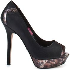 Sybil - Black Pewter by Baby Phat