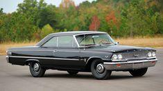 1963 Ford Galaxie 500 Fastback - 12