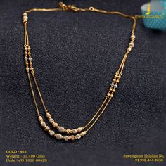 Gold 916 Premium Design Get in touch with us on Gold Chain Design, Gold Ring Designs, Gold Earrings Designs, Gold Jewellery Design, Necklace Designs, Gold Jewelry Simple, Golden Jewelry, Silver Jewelry, Bridal Jewelry