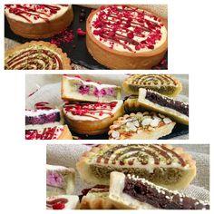 Cheesecake, Desserts, Food, Basket, Pie, Tailgate Desserts, Deserts, Cheesecakes, Essen