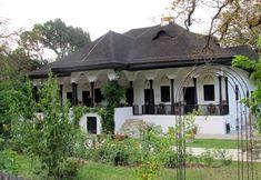 Conacul Bellu este unul dintre cele mai expresive şi autetice monumente de arhitectură românească. Style At Home, Building Plans, Building A House, Visit Romania, Home Fashion, Traditional House, Homesteading, My House, Beautiful Homes