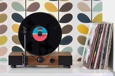Gramovox is raising funds for Floating Record™ Vertical Turntable on Kickstarter! High-Performance Vertical Turntable with Full-Range Stereo Speakers. Built in Chicago. Gadgets And Gizmos, Cool Gadgets, Happy 40th Birthday, My Life Style, Record Players, Played Yourself, Jouer, Turntable, Vinyl Records