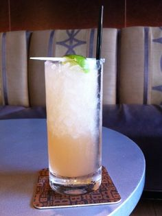 West Indian Limeade Mocktail #Recipe created by award-winning Four Seasons Washington mixologist and head bartender Duane Sylvestre! @Four Seasons Hotel Washington, DC @Four Seasons Hotels and Resorts http://www.organicspamagazine.com/blog/the-new-dc-power-drink-its-a-mocktail/#