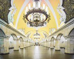 Metronun tasarımındaki zenginliğin, imparatorluğun parlak geleceğine ışık tutmak amacıyla planlandığı biliniyor.