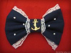 Sailor Lolita Head Bow