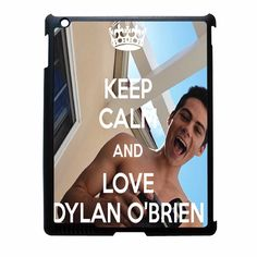 Cool Dylan O brien 2 iPad 4 Case
