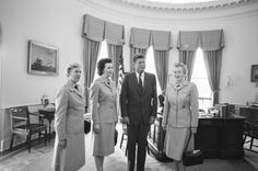 The JFK Library Needs Your Help Identifying The People In These Photos