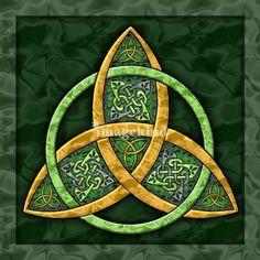 Celtic Trinity Knot: