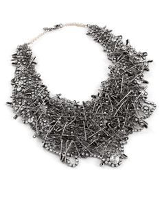 Safety Pin Necklace - Tom Binns