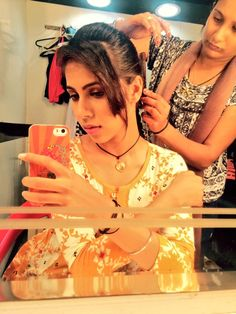 Night shoot #yaariyaan #navya