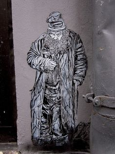 C215 - Oslo (Norway) by C215, via Flickr. Street art 000