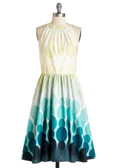 Spotted at the Party Dress, #ModCloth