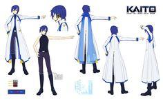 Kaito v3 concept art