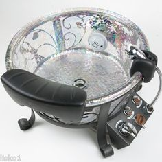 pedicure sink ideas. Yes I NEED this lol