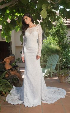 Noya Bridal Style 1113 Available at Si...Bridal 0191 487 8145