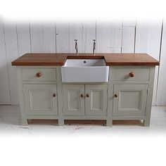 Free Standing Kitchen Sink Unit
