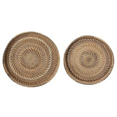 These sturdy rattan trays are robust and can carry plenty of your kitchen items. Available in two sizes, please use the drop down menu. Medium Round x Large Round x Rattan, Coffee Table Tray, Decoration Piece, 4 H, Kitchen Items, Accent Decor, Black And Brown, Decorative Pillows, Cool Designs