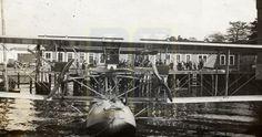 Curtiss NC-4 seaplane, ca. 1920