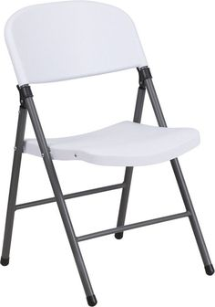 folding chair parts iron chaise lounge chairs 11 best images plastic flash furniture hercules series 330 lb capacity white with charcoal frame