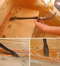 Best Remodelaholic 60 Carpet To Hardwood Stair Remodel 400 x 300