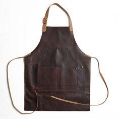 Leather Work Apron
