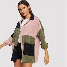 Retro Outfits, Casual Outfits, Cute Outfits, Fashion Outfits, Aesthetic Clothing Stores, Aesthetic Clothes, Clothing Company, Coats For Women, Jackets For Women