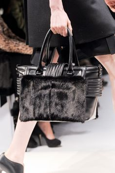 Blumarine Jen Bag - Fall-Winter 2013/14 Accessories Collection #mfw