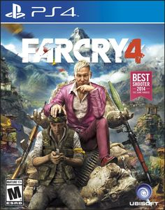 Amazon.com: Far Cry 4 - PlayStation 4: Video Games