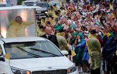Discurso que el Papa Francisco no pudo pronunciar en Filipinas