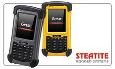 Getac PS236 Fully Rugged PDA