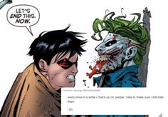Damian Wayne, the One and Only <-- That is most definitely not Damian Wayne. That is Jason Todd.