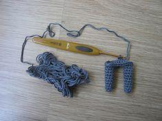 Little Bear Crochets - Free pattern: Neko Atsume Crochet Cat Pattern, Crochet Patterns Amigurumi, Crochet Dolls, Free Pattern, Tutorial Crochet, Double Crochet, Simply Crochet, Free Crochet, Pikachu Crochet