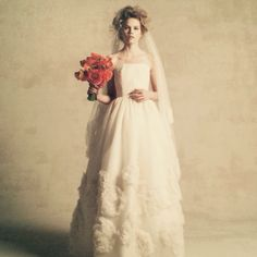 Wedding dress(ウエディングドレス)CELESTINA AGOSTINO(セレスティナ アゴスティーノ)03-8908 Wedding Pictures, Fairy, Victorian, Gowns, Wedding Dresses, Outfits, Fashion, Dress, Vestidos