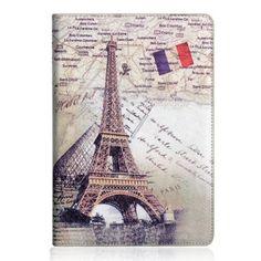 Paris PU Leather Case iPad Mini  / www.nunuco.fi