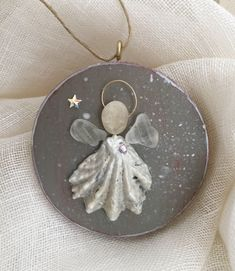 A personal favorite from my Etsy shop https://www.etsy.com/listing/564736541/beachcomber-angel