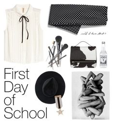 """""""Cool 1st Day of school"""" by anduu19 on Polyvore featuring Lands' End, H&M, Givenchy, Joe Fresh, Ryan Roche and RadÃ"""