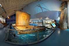 The Kon-Tiki Museum houses original vessels and artifacts from the world-renowned expeditions of Thor Heyerdahl, one of the most famous scientists,...