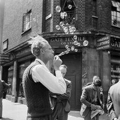 London (1953) Cas Oorthuys