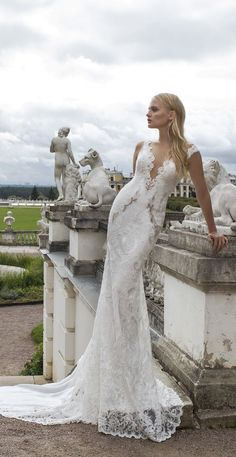 Nurit Hen 2017 - Ivory & White Bridal Collection