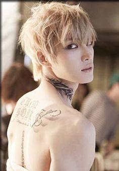 キム・ジェジュン(JYJ) タトゥー刺青tatooデザイン画像6
