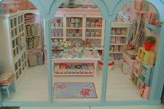 Baking In Miniature: Miniature Cath Kidston Shop