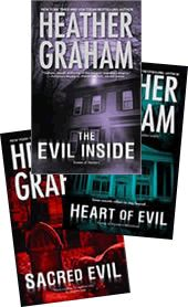 Krewe of Hunters series was fun. I have also read the Key West trilogy and will dive into other Graham paranormals soon.