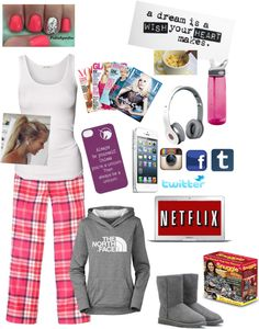 """sick day"" by ashousman ❤ liked on Polyvore"