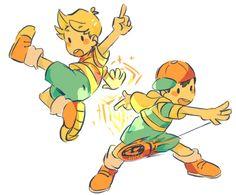 Ness & Lucas.