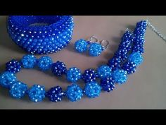 Set of jewelry. Beads and earrings. Beaded Bracelet Patterns, Beading Patterns, Beaded Earrings, Beaded Bracelets, Seed Bead Jewelry, Bead Jewellery, Beaded Jewelry, Seed Bead Tutorials, Beading Tutorials