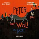 Peter & the Wolf and Jazz [CD]