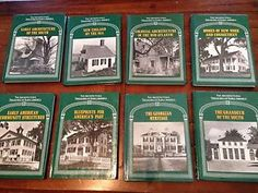 Check out #Architectural Treasures of Early America 8 vol Volumes Books South #History NY http://www.ebay.com/itm/291668630867 #architecture