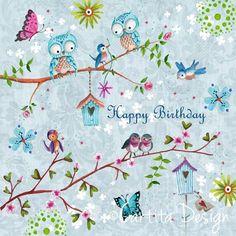 Dessin & Flowers Greeting Cards 2013 by Cartita Design, via Behance