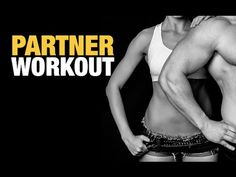 Partner Workout with Bodyweight Exercises (GRAB A FRIEND AND GO!!)